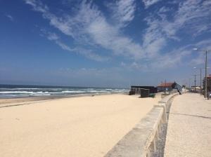 Playa de MIra ( Portugal)