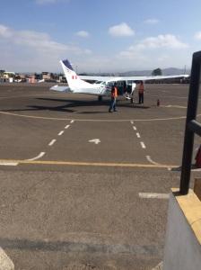avioneta Nazca
