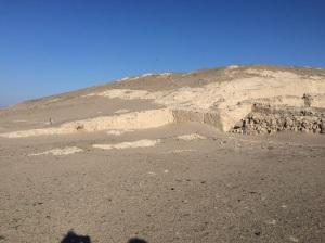 Desenterrando la ciudad de Cahuachi
