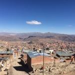Vista de Potosí