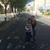 Paseando por las calles de Cochabamba sin un solo coche