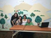 Sala de tratamientos y de usos múltiples