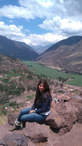 Mirador de Taray. Valle sagrado,